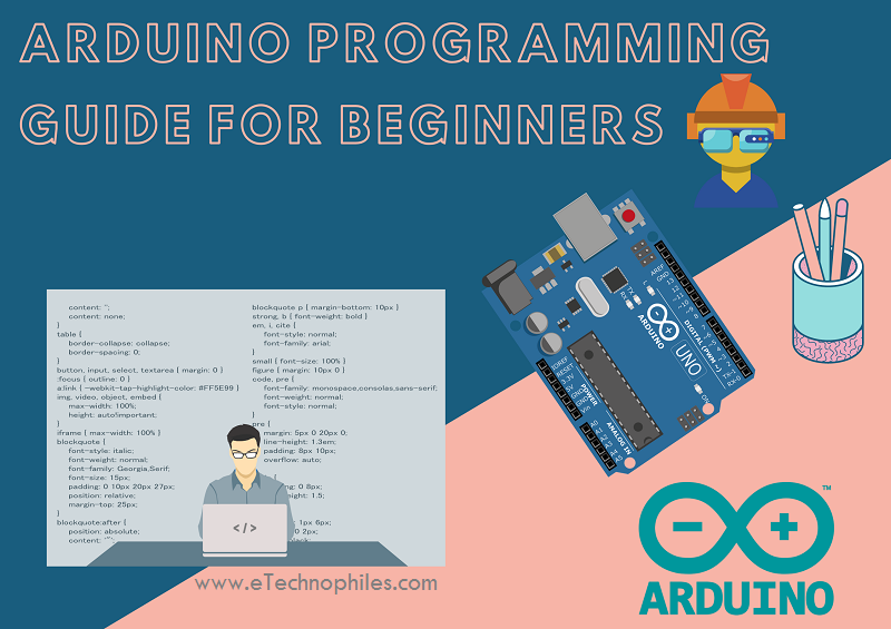 Arduino Programming Guide for beginners