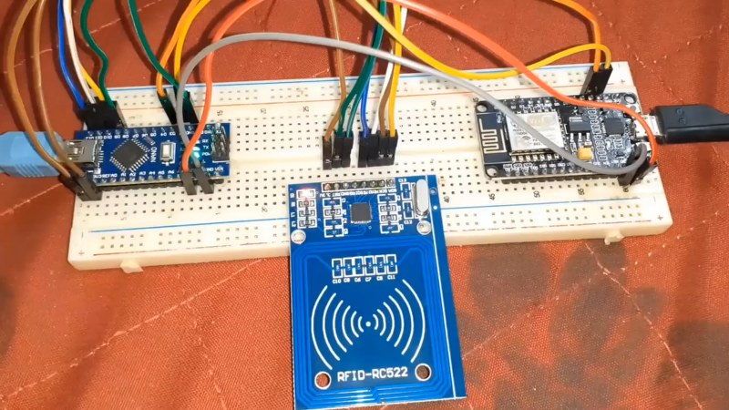 Arduino and ESP32 based attendence system IoT project