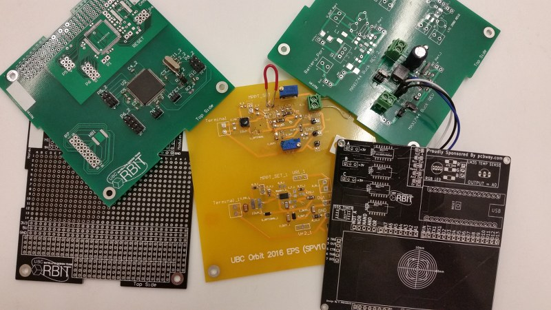 Top 3 IOT projects using custom made PCBs