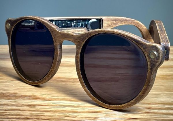 Smarch Glasses shared on PCBway