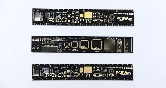 Advanced PCB boards from PCBWay