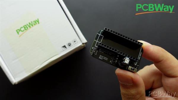 PCB received from PCBWay