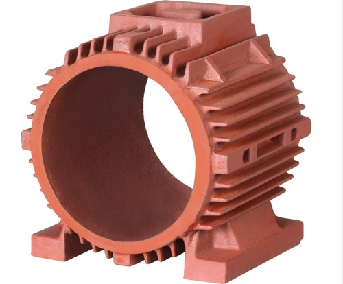 A frame of an Induction Motor