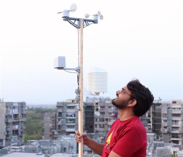 PCB project ideas: A solar-powered Wi-Fi Weather Station