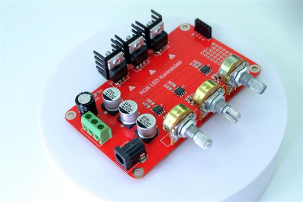PCB project ideas: An LED brightness controller