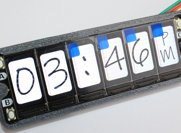 Raspberry-pi Pico projects: DIY clock