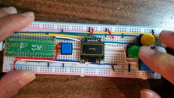 Raspberry pi pico projects: Pico snake game