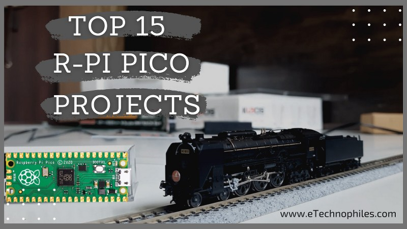 raspberry pi pico projects